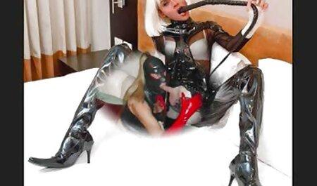एंजेल बस्ट-कार्लीटा का विदेशी सेक्सी मूवी पिछला दरवाजा